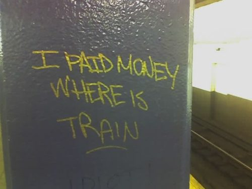 funny-graffiti-train